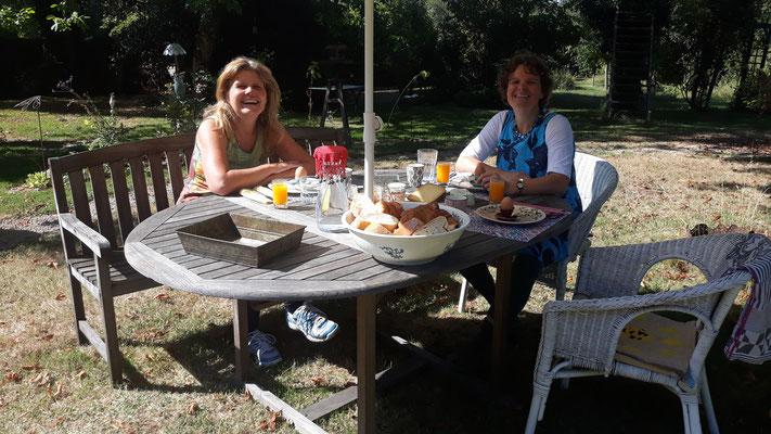 Geburri-Frühstück für Maren