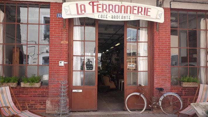 La Ferronnerie in Tournus - ein Geheimtipp