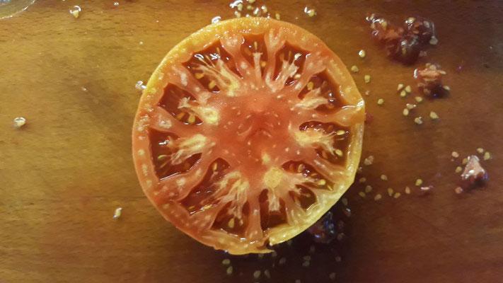 Tomaten für eine Ladung Sugo