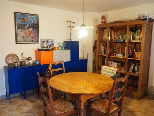 Runder Salon / Bastelraum