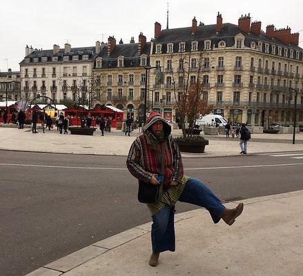 Le Gignol sur le place de marché à Dijon