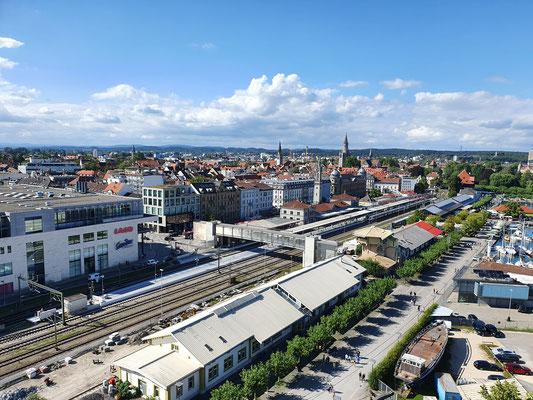 Riesenrad in Konstanz