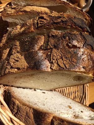 Und leckeres Brot dazu