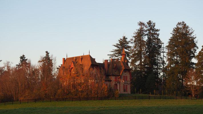 Und noch ein anderer Blick aufs Château