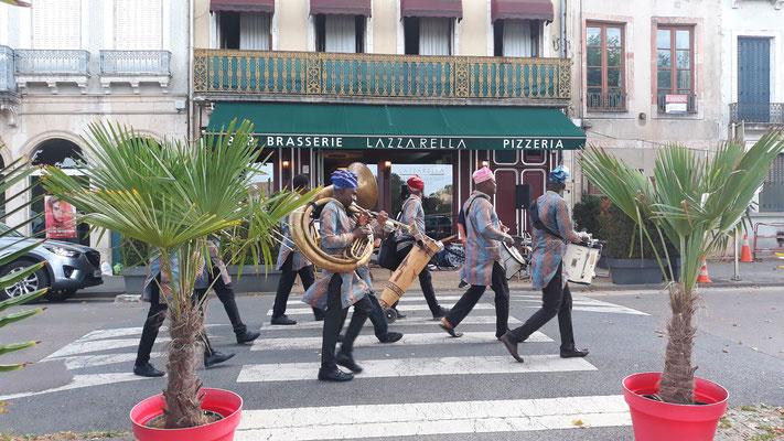 21.06. Festival de la musique in Tournus