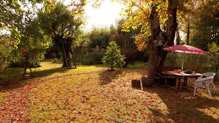 13.09. Der Herbst ist da