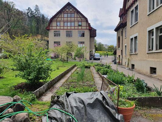 """Auch das hier ist """"privater"""" Gartenplatz"""
