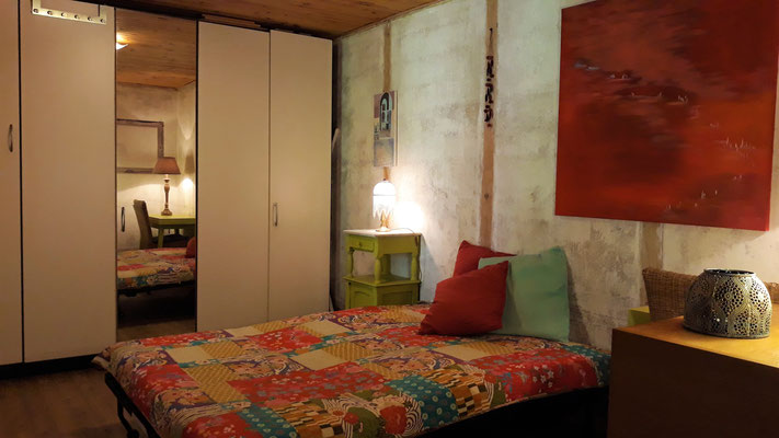 """27.06. Das neue Zimmer """"Boudoir"""" ist fertig renoviert"""