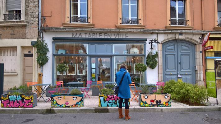 Restaurant Ma Table en Ville in Mâcon - mehr auf dem Link