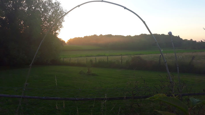 09.07. Sonnenuntergang