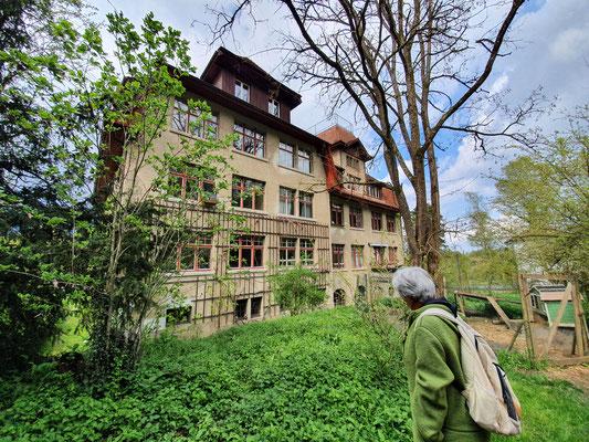 Das ehemalige Schulhaus