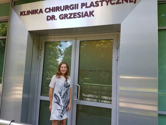 Klinik für plastische Chirurgie von Frau Dr. Gresziak