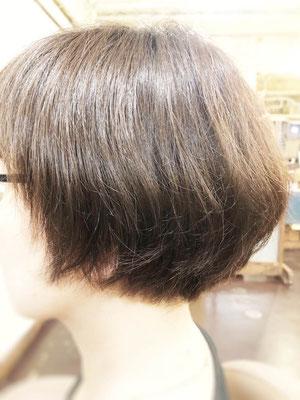 40代 主婦 カット・ヘッドスパ ¥7,550