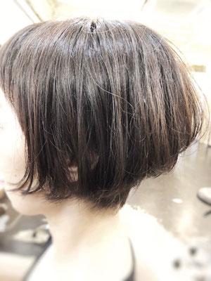 40代 主婦 カット ¥5,350