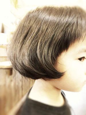 幼児 カット ¥2,450