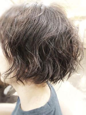 40代 主婦 パーマ ¥9,650