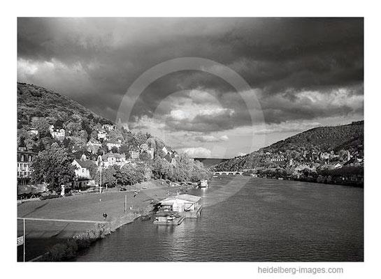 Archiv-Nr. h96136 / Blick auf das Neuenheimer Ufer und Neckar