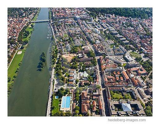 Archiv-Nr. lc10_6858 / Blick auf Bergheim mit Neckarinsel u. Thermalbad