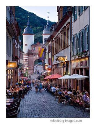 Archiv-Nr. hc2011129 / Restaurants in der Steingasse