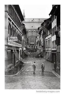 Archiv-Nr. H4532-20 / Hochwasser in der Steingasse