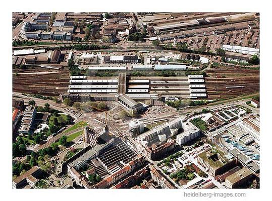 Archiv-Nr. lc10_6288 / Bahnhofsgelände und Baustelle der PrintMediaAcademy