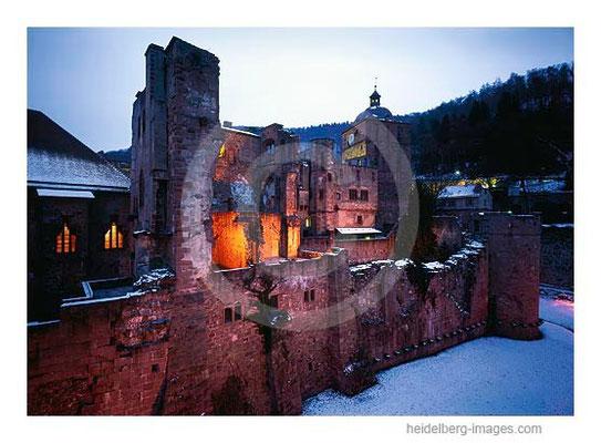 Archiv-Nr. hc2005103 / Schloss im Winter