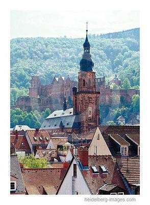 Archiv-Nr. hc2006126 / Morgenlicht an der Heiliggeistkirche