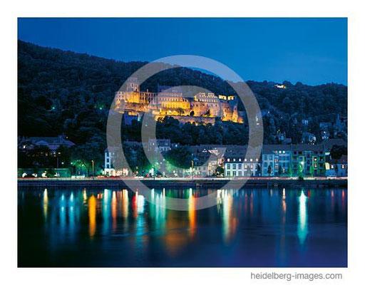 Archiv-Nr. hc2003139 / Schlossansicht bei Nacht