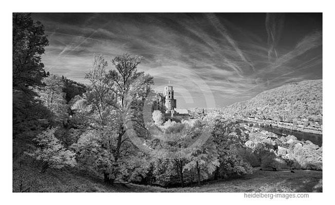 Archiv-Nr. h2018133 / Heidelberger Schloss im Herbst