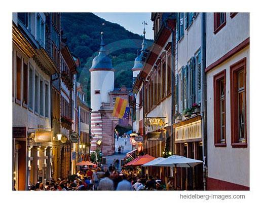 Archiv-Nr. hc2011130 / Steingasse in der Heidelberger Altstadt