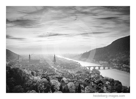 Archiv-Nr. h2008130 / Heidelberg im Sonnenuntergang
