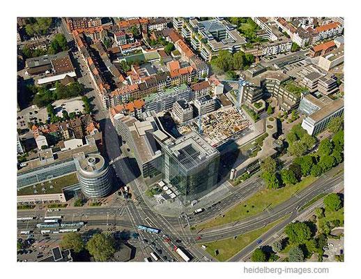 """Archiv-Nr. lc10_6844_013877 / Ende Kurfürstenanlage mit PMA und """"X-House"""""""