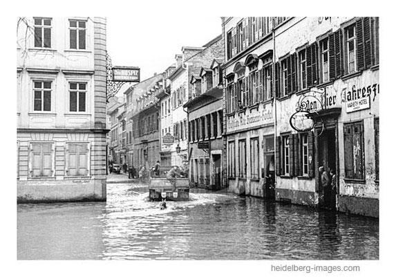 Archiv-Nr. h4549-7 / Hochwasser in der Altstadt