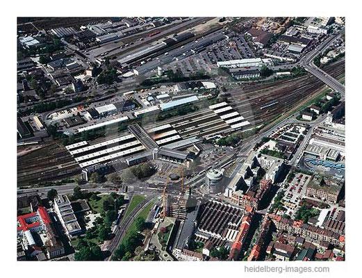 Archiv-Nr. lc10_6287 / Bahnhofsgelände und Baustelle der PrintMediaAcademy