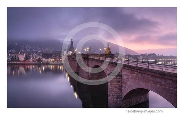 Archiv-Nr. hc2019139 | Winterabend an der alten Brücke