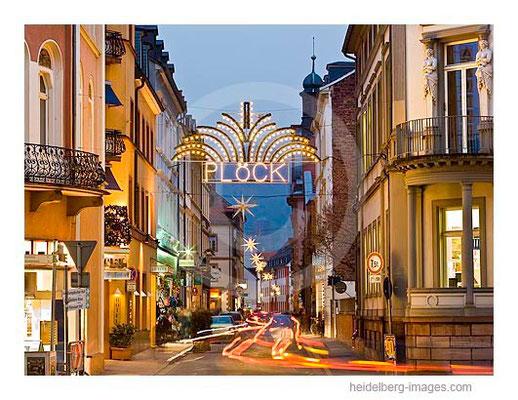 Archiv-Nr. hc2008138 / Weihnachtsbeleuchtung in der Plöck