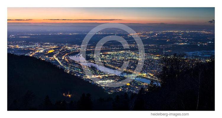 Archiv-Nr.  hc2014109 / Blick in die Rheinebene auf die Pfälzer Berge