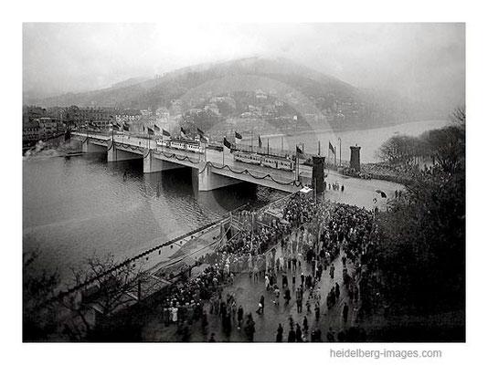 Archiv-Nr. 4585H / Einweihung der Theodor Heuss Brücke