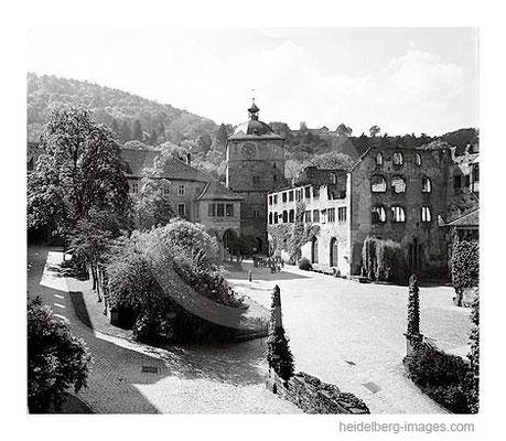 Archiv-Nr. 6521H / Schlosshof