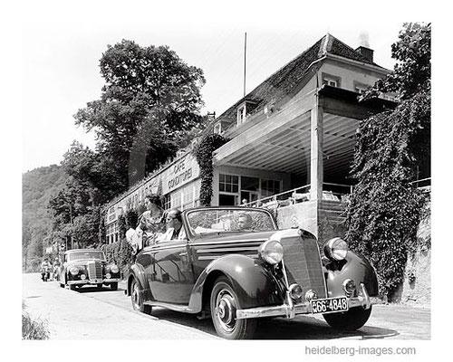 Archiv-Nr. 17-52 / Sonntagsausflug zum Harlass