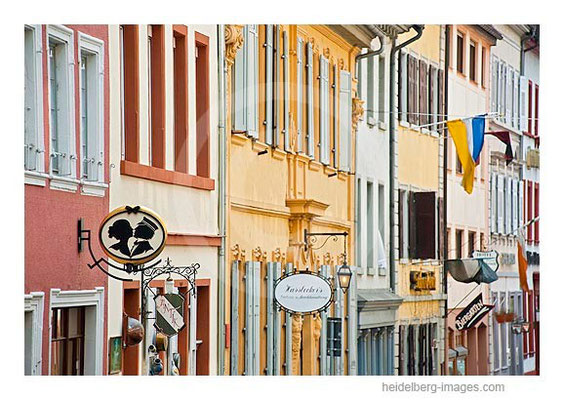 Archiv-Nr. hc2009156 / Hausfassaden in der Haspelgasse