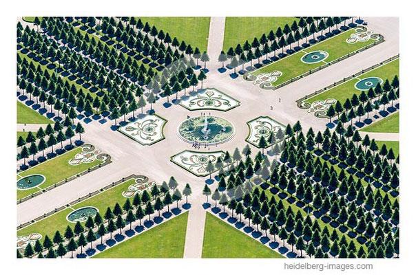 Archiv-Nr. lc10_6911 / Luftbild Schwetzinger Schlosspark