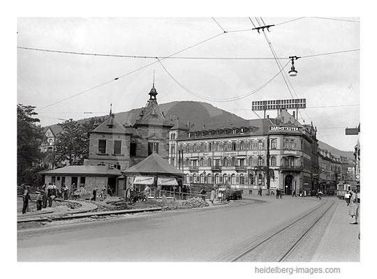 Archiv-Nr. 7511HR / Umbauarbeiten am Bismarckplatz