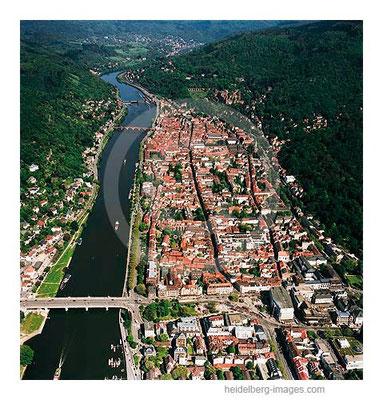 Archiv-Nr.  lc10_6352 / Heidelberg aus der Luft