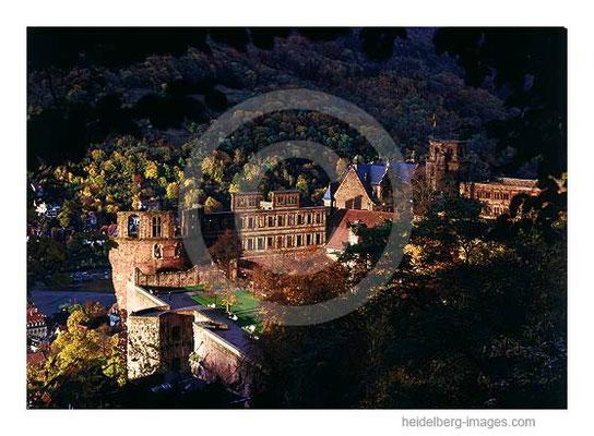 Archiv-Nr. hc94142 / Schloss im Herbst