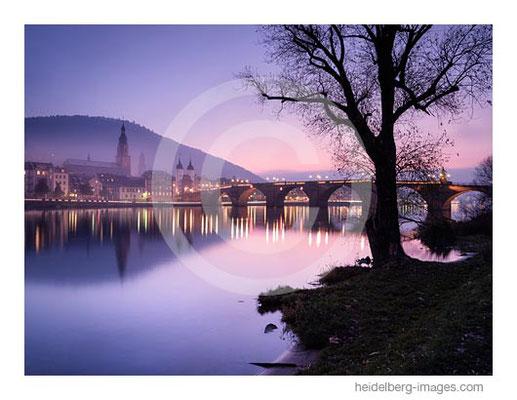 Archiv-Nr. hc2019140 / Winterabend an der Alten Brücke