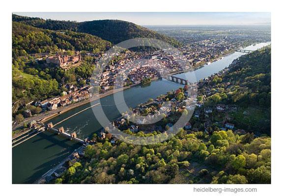 Archiv-Nr. hc2020129 | Luftaufnahme Heidelberg im Frühling