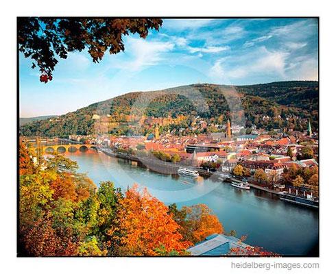 Archiv-Nr. hc2012173  / Herbstliches Heidelberg