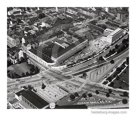 Archiv-Nr. L10_938 / Heidelberger Druckmaschinen AG und der Bahnhof 1966