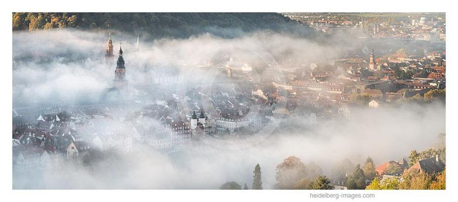 Archiv-Nr. hc2014184 | Heidelberg verhüllt im Morgennebel